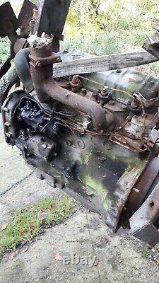 Massey Ferguson Perkins A4.318 Tracteur Moteur 2mins J29 M6 Leyland Lancs