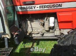 Massey Ferguson Tracteur 4 Roues Motrices 3080 Perkins Moteur £ 9500