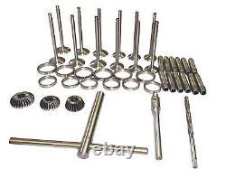 Massey Ferguson Tracteur P3, P4, P6 Et Perkins Valve Seat Réparation Kit D'outils De Réparation-nouveau
