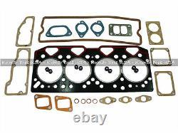 Massey Ferguson (perkins) 1004,40 Non-turbo Engine Cat. & Kit De Révision Jcb Std