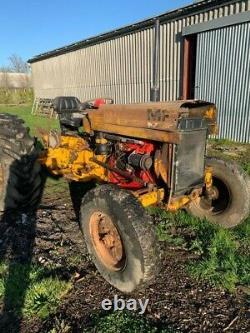 Mf 12massey Ferguson Tracteur Industriel Mf40 135 Perkins Ad3 152