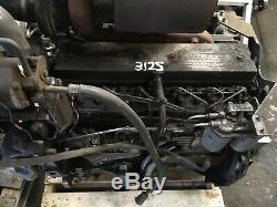 Moteur Perkins 1006.6t D'un Massey Ferguson 3125