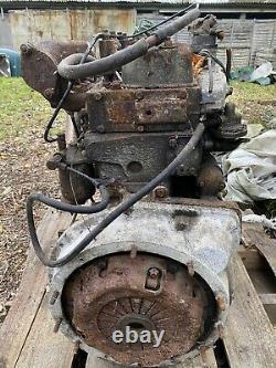 Perkins 203e Tracteur À Moteur Diesel À Quatre Cylindres Landrover Tractor