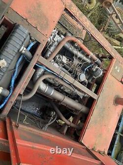 Perkins 540 V8 Moteur Massey Ferguson 760