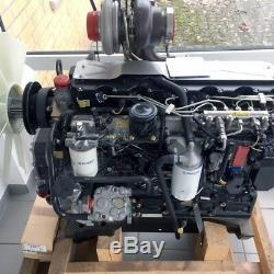 Perkins At-motor 1106eta Pj Für Mf Massey Ferguson 6495 7480 749 Neu Komplett