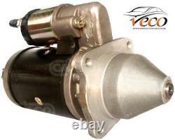 Perkins Massey Ferguson Mf300 600 Tractor Starter Motor Lrs170 Str25019 110442