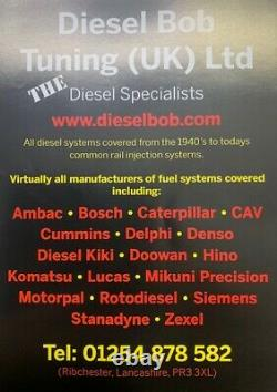 Perkins / Massey Ferguson / Pompe D'injection Diesel Jcb 9520a333g