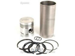 Piston/ring/liner Kit Pour Perkins 4.192 Diesel Engine Jeep Cj5 Cj6 Mf 65 Tracteur