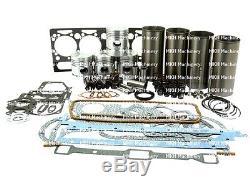 Refonte Du Moteur Kit Convient Massey Ferguson 165 Perkins A4.212 Pas De Commande Des Soupapes
