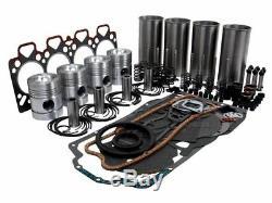 Refonte Du Moteur Kit Convient Massey Ferguson 390 3060 Tracteurs Perkins A4.248