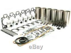 Refonte Du Moteur Kit Convient Quelques Massey Ferguson 3080 3090 Tracteurs. Perkins 6354.4