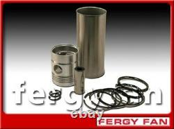 Satz Kolben Buchse Ringe Perkins A3.152 A4.203 Massey Ferguson Mf 35 65 135 203