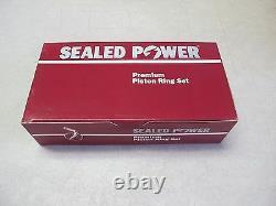 Sealed Power 9603kx Std Piston Ring Set Perkins- At6/ 354-eng / Massey Ferguson