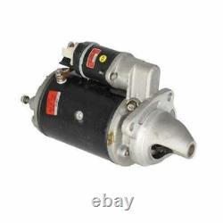 Starter Lucas Style DD (17653) Compatible Avec Massey Ferguson 135 Perkins