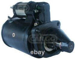 Starter Motor Massey Ferguson 8260 8270 Perkins 1004-4 1006-6 3-152 4-248 4-236