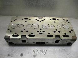 Tête De Cylindre Reconditionnée Perkins Massey Ferguson 4.236 Numéro De Coulée 3711685a/1