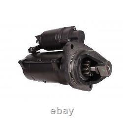 Ws2598 Starter Motor 12v Pour Massey Ferguson 8250 8260 8270 Perkins